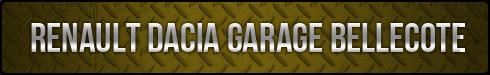 GARAGE BELLECOTE - logo